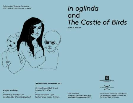 In Oglinda & Castle of Birds